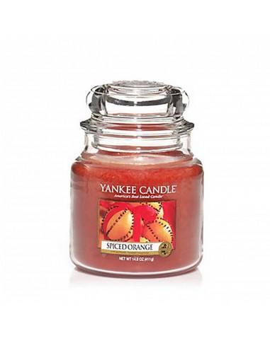 Yankee Candle Duftkerze SPICED ORANGE