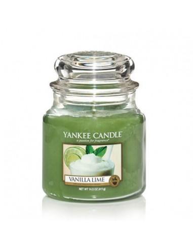 Yankee Candela profumata Vaniglia Lime