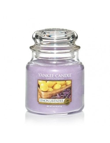 Yankee Candle Scented candle Lemon Lavendel