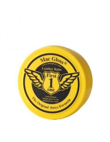 MAC GLOSS Baume pour le cuir, neutre