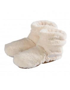 Slippies® Boots Deluxe Beige (M)