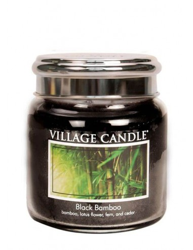 Village Candle Black Bamboo