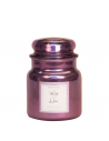 Village Candle Metallic Wild Lilac