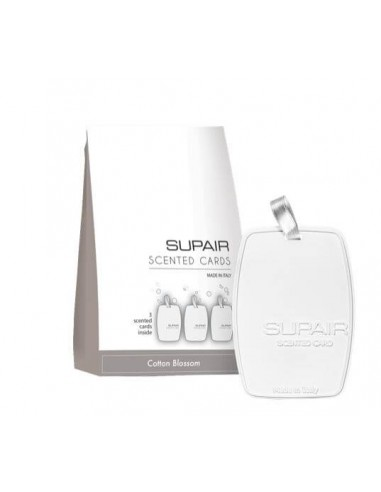 Supair Fresh Card Cotton Blossom