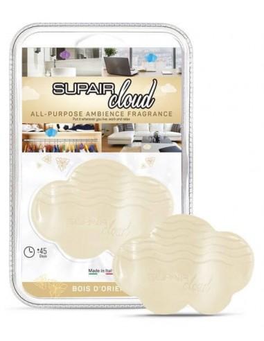 Supair Cloud beige orientalisches Holz