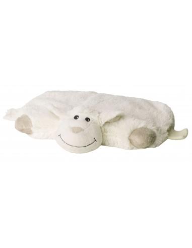 Coussin chauffant mouton