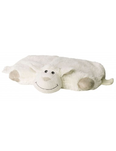 Cuscino riscaldabile a forma di pecora