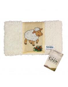 Grape Seed Pillow Sheep