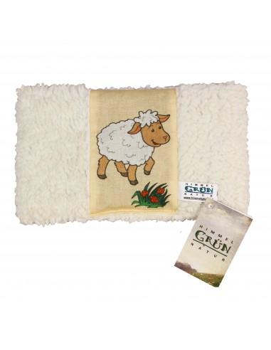 Traubenkernkissen Schaf