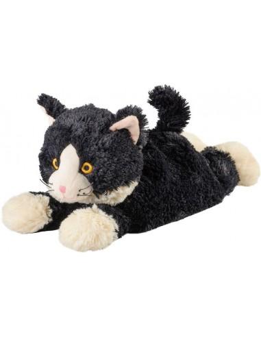 WARMIES Wärme-Stofftier Katze liegend