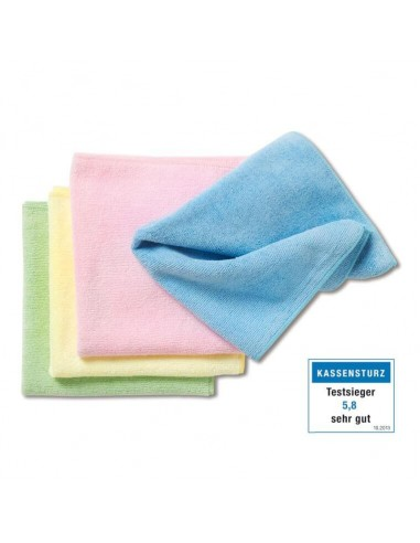 SUPAIR Microfibre Set (4 couleurs)